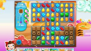 Candy Crush Soda Saga - Level 85