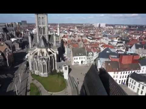 Trendy vibrant Ghent should be on everyone's Belgium bucket list