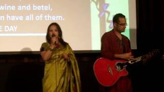 BanglaFest 2014- ghate lagaiya dinga - Swarna