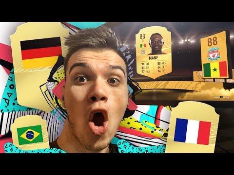¡EL MEJOR PACK OPENING DE FIFA 20! *por Ahora* - MIKING