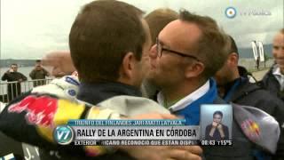 Visión 7 - Rally de la Argentina en Córdoba
