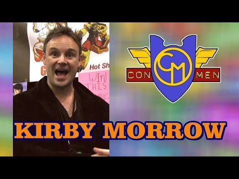 kirby morrow gay