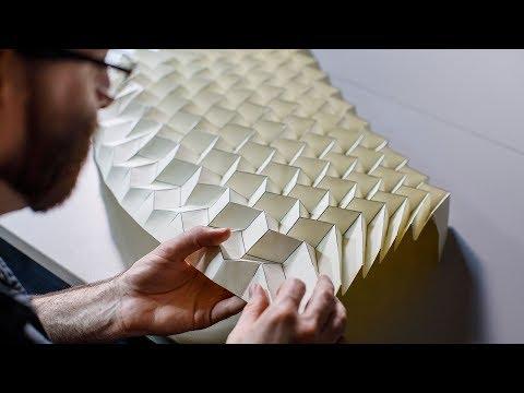 Michael Assis: Atomic Origami