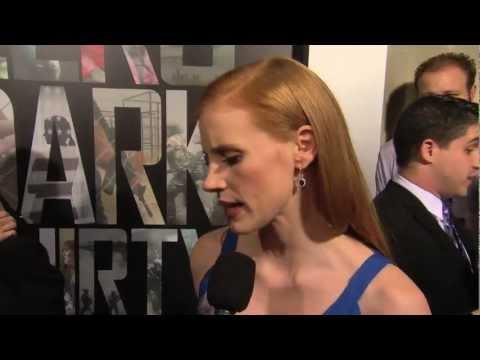 Zero Dark Thirty Di Kathryn Bigelow - Le Immagini Della Premiere