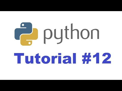 Python Tutorial for Beginners 12 - Python IF...ELIF...ELSE Statements + nested IF statements