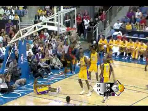 NBA Pretemporada - Golden State Warriors...