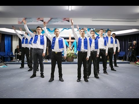Dance: The Mighty One Of Israel