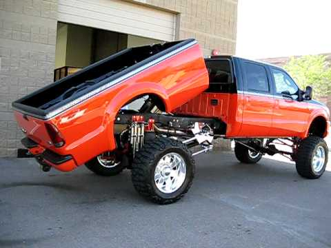 Lifted Ford F250 For Sale 2004 Ford F-350 Super Duty Harley Davidson Screamin Diesel ...