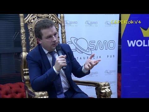 Jacek Wilk w Częstochowie 03.01.2018 (wykład + pytania)