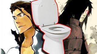 Как слили Айзена и Мадару? | Зачем сливают злодеев в аниме?