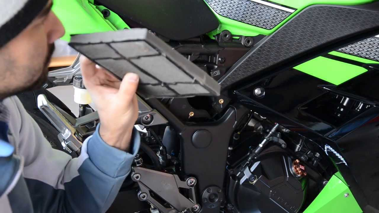 Kawasaki Ninja R Air Filter