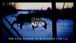 Bow Hunting Deer: Late Season Success in Wisconsin - Below Zero | S1 E3