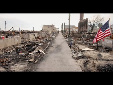 Photographer documents uneven Hurricane Sandy recovery