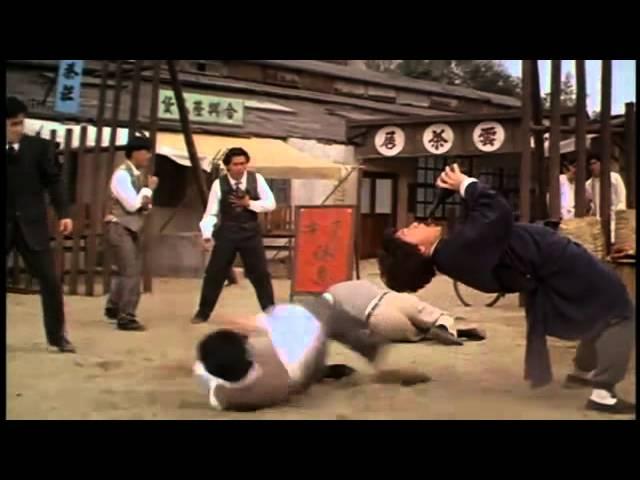 The Legend of Drunken Master Trailer