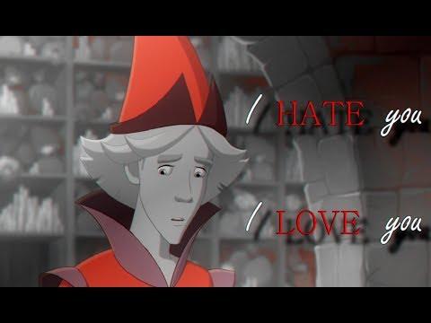 Елисей/Добрыня | I hate you, I love you