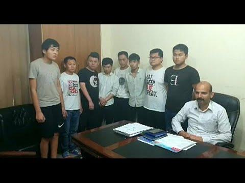 شاهد: باكستان تعتقل شبكة دعارة ترسل شابات إلى الصين بحجة الزواج…  - 08:53-2019 / 5 / 10