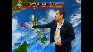 UB: Weather update as of 6:00 a.m. (Aug. 7, 2018)