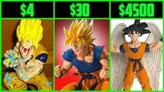 Explicación : Los juguetes mas caros y baratos de Dragon ball