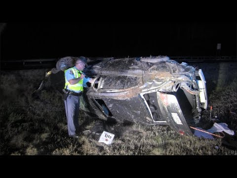 Serious single vehicle crash Tuesday evening in Walker County on Highway 27  4/9/19