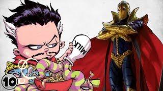 Top 10 Strongest Alternate Versions Of Doctor Strange