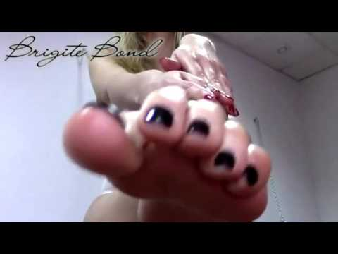 Jerk off to my pantyhose feet or go to jail from YouTube · Duration:  7 minutes 18 seconds
