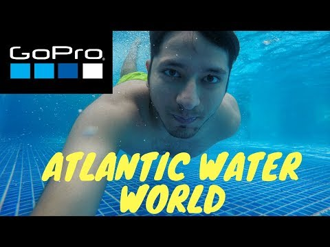 Atlantic Water World - Kalindi Kunj | GoPro Hero 5 Black  |