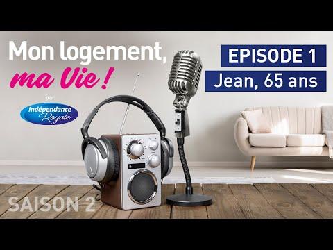 """""""Mon Logement, Ma Vie"""" (Saison 2) - Jean, 65 ans"""