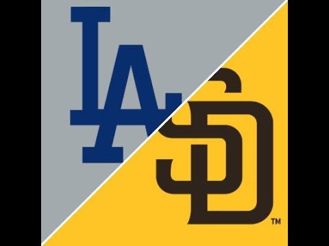 Dodgers vs. Padres - Game Recap - April 17, 2021 - ESPN