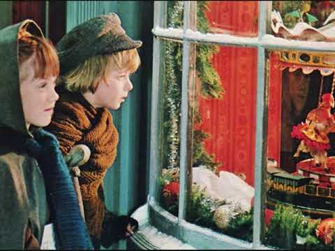 SCROOGE (1970) Soundtrack - Father Christmas / Thank You Very Much (Reprise)
