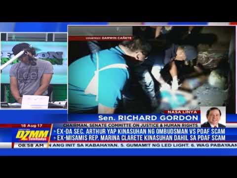Aquino seeks Senate probe on Caloocan teen's death