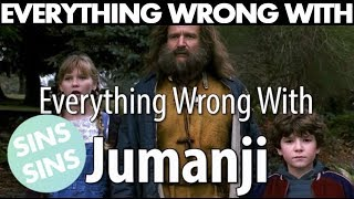 """Everything Wrong With """"Everything Wrong With Jumanji In 17 Minutes Or Less"""""""