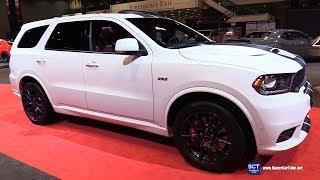 2018 Dodge Durango SRT - Exterior and  Interior Walkaround - 2018 Chicago Auto Show