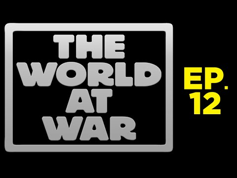 The World at War HD (1080p) - Ep. 12 - Whirlwind: Bombing Germany (September 1939 – April 1944)
