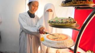 Kahwin Khalaf dan Syazwani 2017 Video