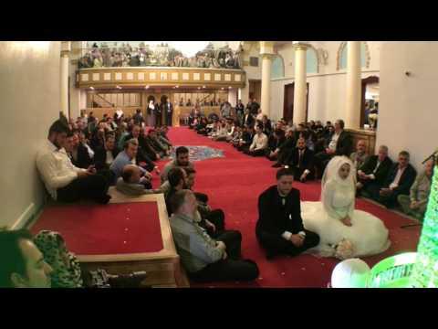 Šerijatsko vjenčanje Jasmin Gutić i Aida Srdanović - 05.20.2017 - Plav-Gusinje-Sandžak • SANA