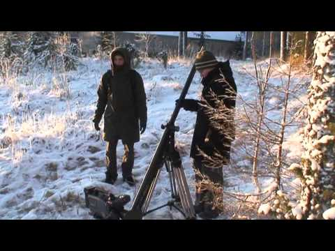 Making of Korpiklaani Metsämies official promo video. Part 1.