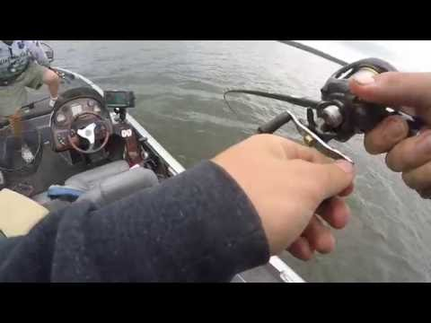 Bass Fishing Tournament 2nd Place Win At Saratoga!
