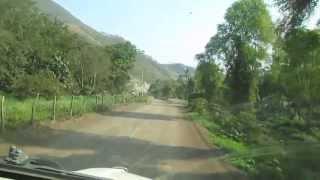 Tecoman Colima hasta La Mina de Aquila, Michoacan, Video de ida 3 de 4 Lunes 27 de Mayo 2013