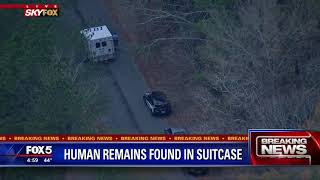 Human remains found in Butts County