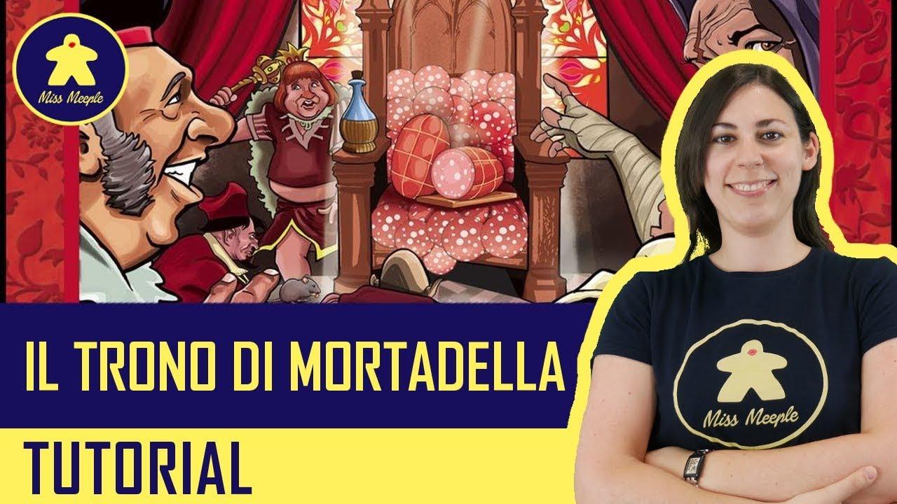 Il trono di mortadella tutorial gioco da tavolo la ludoteca 15 youtube - Partini gioco da tavolo ...