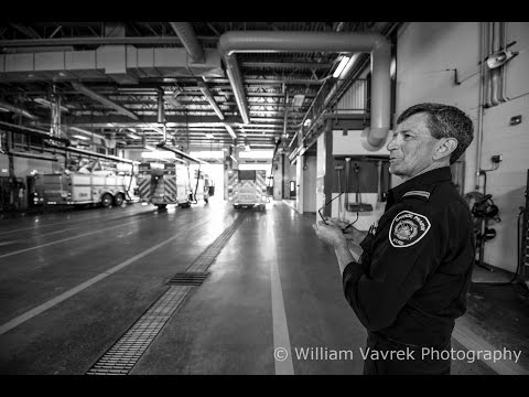 Captain Mike Dion - Grande Prairie Fire Department