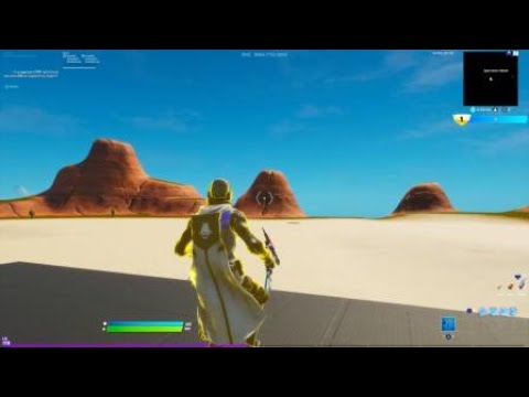 New Glitch/Fly Hack in Fortnite Creative BHE 1v1 Map!