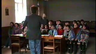 Martuni music school choir, raspevka.. Angela Martirosyan, 1996