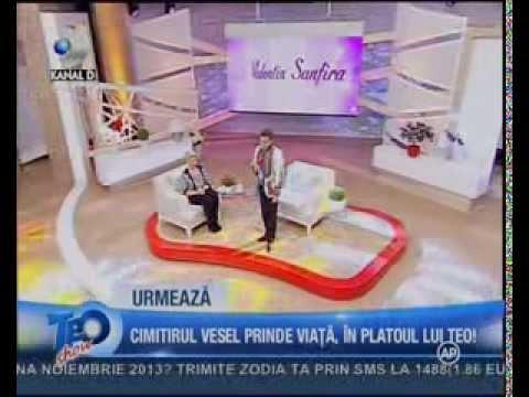 Teo Show Canal D-Valentin Sanfira.08-11-2013