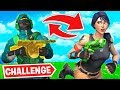 Swapping Loot After EVERY Elimination Fortnite Challenge mp3