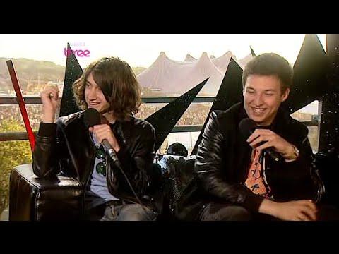 Arctic Monkeys Reading Festival Interview 29 August 2009