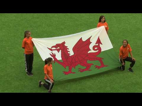KAZAKHSTAN - WALES. WOMEN'S WORLD CUP