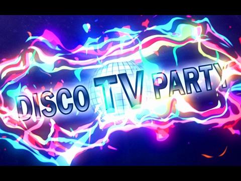 DISCO TV PARTY