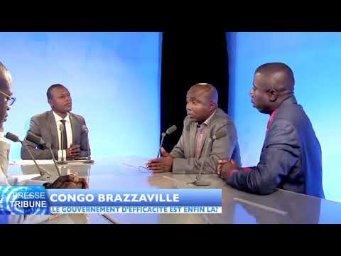 Presse tribune Brazzaville : nouvelle équipe gouvernementale