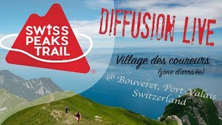 SWISSPEAKS Trail 2018 @ Bouveret (Switzerland, VS)